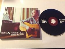 5060114364271 BEING AND & NOTHINGNESS BENJAMIN WILLIAM PIKE CD - FAST POST
