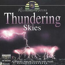 FREE US SH (int'l sh=$0-$3) NEW CD Various Artists: Relaxing With Nature: Thunde