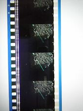 Star Trek First Contact 35mm Unmounted film cells - Defiant and Borg Cube