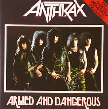 CD - Anthrax - Armed And Dangerous - #A1224
