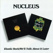 Nucleus - Elastic Rock / We'll Talk About It Later [New CD] UK - Import
