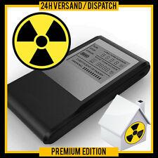 Misuratore di radon gas rivelatore datalogger RN radioattività CANTINA CASA metri rn1