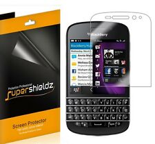 6X Supershieldz HD Clear Screen Protector Cover Shield Film For Blackberry Q10