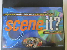 SCENE IT? DVD Movie Trivia Game 2003 Factory Sealed