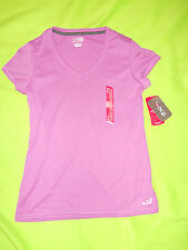 NWT ~ BCG™ Women's Training V-Neck T-shirt ~Radiant  Orchid sz XS-  MSRP $9.99