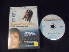 USED DVD Movies  Eternal Sunshine of the spotless mind   (G)