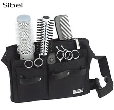 Sibel Practical Tool Scissor Brush Comb Waist Holder/Pouch/Belt Clip Fastening