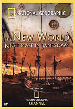 National Geographic - The New World: Nightmare in Jamestown 2006 by W 0792292502