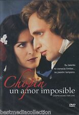 Chopin Un Amor Imposible / Chopin Desire For Love DVD NEW Brand New SEALED
