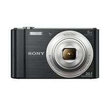 Sony W810 Compact Camera mit CCD-Sensor 20.1MP Built-in Flash 6x Optischer Zoom
