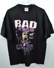 WWF ABA Undertaker Shirt_*MENS*_Size XL_New W/O TAGS_ VINTAGE WWE WCW NWO- R105