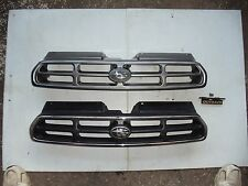 1995 96 97 98 99 SUBARU LEGACY  OUTBACK FRONT GRILL GRILLE BEZEL TRIM  good tabs