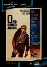One-Eyed Jacks (Marlon Brando) - Region Free DVD - Sealed