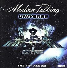 Universe by Modern Talking (CD, Mar-2003, Bmg/Hansa)