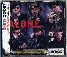 U-KISS-ALONE-JAPAN CD DVD D73