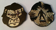 Rise of the Ape Geocoin - Phoenix Edition  LE80 - SOLD OUT