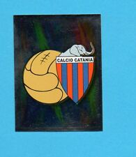 PANINI CALCIATORI 2007-2008- Figurina n.51- SCUDETTO/BADGE - CATANIA -NEW