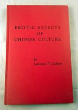 Erotic Aspects of Chinese Culture, Lawrence E. Gichner, 1957