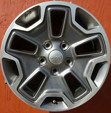 JEEP WRANGLER 17 INCH WHEEL #9118 1-800-585-MAGS