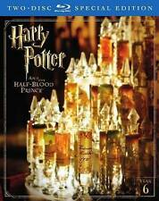 Harry Potter and the Half-Blood Prince (2-Disc Special Edition) [Blu-ray], New D