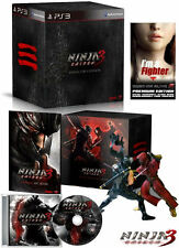 Ninja Gaiden 3 Collector's Edition PS3 AUS PAL *NEW* + Warranty!!!
