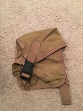 PRE MSA PARACLETE SAW DRUM/2 QUART CANTEEN POUCH TAN NSW SEALs