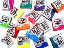 LOTTO STOCK 30 PANETTI PANETTO DI FIMO 56 GRAMMI SOFT EFFECT CLASSIC + COLORI