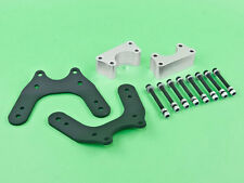 """1986-1995 Toyota T100 Pick-Up 2WD Billet Silver Front 3"""" Lift Kit"""
