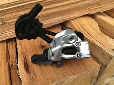 Sram X-7 Rear Derailleur 1:1 Actuation Ratio Silver Long Cage X7