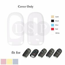 Paint Color Shell Cover fit for DODGE Journey CHRYSLER 300 JEEP Smart Remote Key