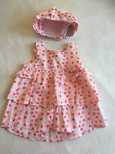 Baby Girls Clothes 3-6 Months - Vertbaudet Tunic Top -or Short Dress