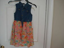 GUESS KIDS    Girl Dress Size-6T    NWT