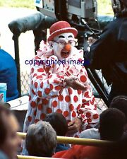 Andy the Clown White Sox Last Game 9/30/90 1960-90 Comiskey Park Color  8x10 A