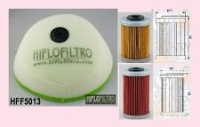 Air filter & Oil Filters  for KTM  500 & 525 SX / MXC / EXC   2000-03