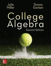 Annotated Instructors 2nd Edition College Algebra by Miller & Gerken Brand New