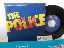 "the police""don't stand so close.""single7""or.Fr.am:9001 de 1980 + encart juke-box"