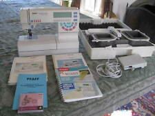 Pfaff Creative 7570 Computerized Sewing Embroidery Machine