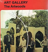 artwoods - art gallery  ( 18 tracks edition ) eclipse label  -vinyl re-release