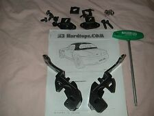 Z3 HARDTOP HARD TOP BMW  OEM factory mounting basic set