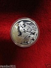 2007 Greece Greek National Park Valia Calda Kalda .925 34 gram Silver Coin HOT