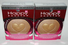 2 Physicians Formula Happy Booster Glow & Mood Boosting #7848 Light Bronzer **