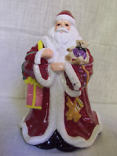 Spode Santa Claus Christmas Tree Cookie Jar