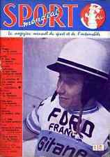 JACQUES ANQUETIL TOUR FRANCE GIANNI MOTTA GIRONDINS BORDEAUX JEAN-CLAUDE KILLY