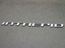 OEM Factory Genuine Stock Dodge Intrepid emblem letters badge decal logo symbol