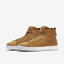 Nike Tennis Classic Ultra Mid X Roger Federer Wheat Tan Uk Size 6 888566-700