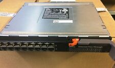 NEW Dell 10G-PTM 16 Port Ethernet Pass Through for Dell M1000E