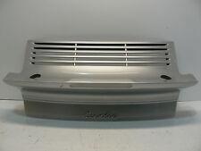 01 02 03 Porsche 911 Turbo Rear Engine Cover Trunk Silver 996 512 991 01 OEM