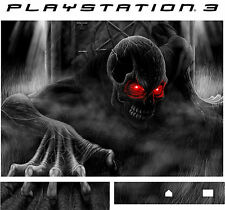 PlayStation 3 PS3 DEMON ROT AUGEN Vinyl Designfolie