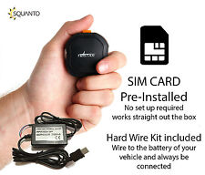 GPS Tracker For all vehicle makes - No Set Up Needed - Works Out Of The Box