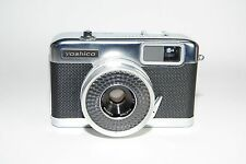 YASHICA EZ MATIC 126 FILM CAMERA W/ 37MM F2.7 LENS